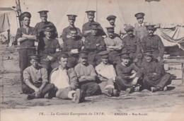 ANGERS           NOS ALLIES - Weltkrieg 1914-18