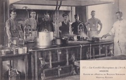 ANGERS       CUISINE DE L HOPITAL DU NOUVEAU SEMINAIRE - Weltkrieg 1914-18