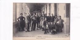 ANGERS        LA PROMENADE SOUS UNR GALERIE DU NOUVEAU SEMINAIRE - Weltkrieg 1914-18