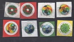 Global Forever Lot De 8 Timbres - Etats-Unis