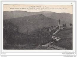 6824 D71L CPA LA ROCHE VINEUSE LE MONSARD - Francia