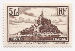 16430 France 1931 Mint No Hinge Die II - Nuevos