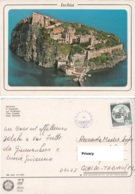 Napoli Isola D'Ischia (Flegree) Il Castello - Castelli
