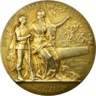 France, Médaille, Prix Du Ministère De Guerre, Force-Courage, Grandhomme, TTB - France