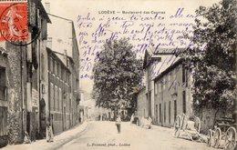 34.HERAULT. // LODEVE. BOULEVARD DES CARMES - Lodeve