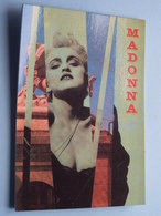 MADONNA () Anno 19?? ( See/zie/voir Photo ) ! - Chanteurs & Musiciens