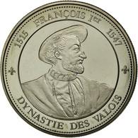 France, Médaille, Les Rois De France, François Ier, FDC, Copper-nickel - France