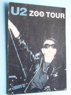 U2 Zoo Tour / Zooropa '93 ( 1541 - Made In E.E.C.) Anno 19?? ( See/zie/voir Photo ) ! - Chanteurs & Musiciens
