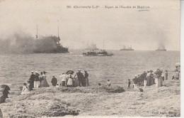 17 - ROYAN - Départ De L' Escadre De Royan - Royan
