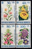 INDONESIEN 1965 - MiNr: 499-502  Komplett ** / MNH - Indonesien