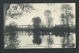 KG 36-06 - Le Blanc - Vue De La Creuse Et Du Viaduc - Le Blanc