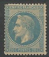 NAPOLEON N° 29B Type 2  Gom D'origine NEUF* CHARNIERE   / Signé CALVES - 1863-1870 Napoléon III Lauré