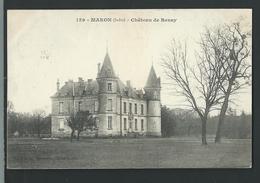 KG 36-07 - Maron - Château De Rezay - Francia