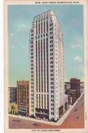 Minnesota Minneapolis The Rand Tower Curteich - Minneapolis