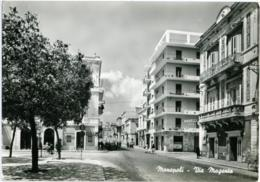 MONOPOLI  BARI  Via Magenta  Insegne Perugina  Cinzano  Modelli - Bari