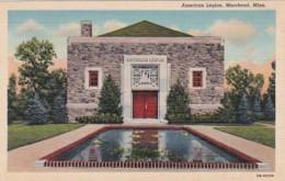 Minnesota Moorehead American Legion Building Curteich - United States