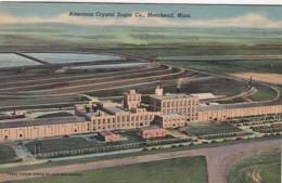 Minnesota Moorehead American Crystal Sugar Company Curteich - United States