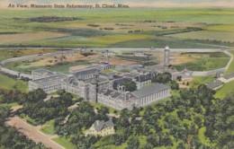 Minnesota St Cloud Minnesota State Reformatory 1948 Curteich - United States