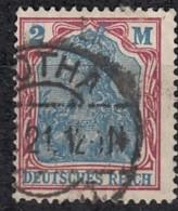 DR 152, Gestempelt, Geprüft, Germania 1920 - Germany