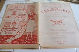 L'ILLUSTRATION 24 SEPTEMBRE 1921-MONT CENIS-REVENANTS DE RUSSIE VOLGA- ASIE MINEURE- MAROC- BRETONS HUELGOAT- COUILLARD - Journaux - Quotidiens