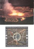 UNO WIEN 170-173 MC, Maximumkarte 27, Katastrophenvorbeugung 1994 - Maximumkarten
