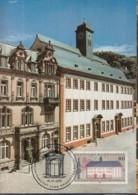 BRD, 1299 MC, Private Maximumkarten MaxiPhil 32/1986 (16.10), Universität Heidelberg - [7] République Fédérale