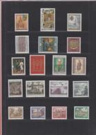 ÖSTERREICH Jahrgang 1984, Postfrisch **, In Präsentationsmappe, Komplett 1763-1798 - Austria