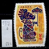 Canada - Kanada 2008 Y&T N°2338 - Michel N°2455 (o) - 52c Année Du Rat - 1952-.... Règne D'Elizabeth II