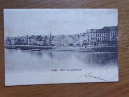 Liège, Quai Des Tanneurs --> écrit 1905 - Liege