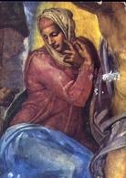 Città Del Vaticano - Cappella Sistina - Michelangelo - Giudizio Universale - Dettaglio - Formato Grande Viaggiata – E 9 - Cartoline