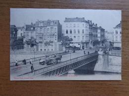 Liège, Pont De Longdoz --> Ne Pas écrit - Luik