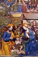 Giornata Della Dante - Giovanni Della Robbia - Adorazione Del Bambino - Formato Grande Non Viaggiata – E 9 - Cartoline