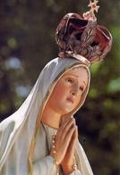 Madonna Di Fatima - Particolare - Formato Grande Non Viaggiata  – E 9 - Cartoline