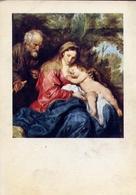 Monaco - Pinacoteca - Riposo In Egitto - Formato Grande Non Viaggiata – E 9 - Cartoline
