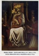 Mozio Crodo - Santuario Della B.v. Della Vita Sacra Immagine Della Madonna Della Via - Formato Grande Non Viaggiata  – E - Cartoline