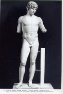 Musee De Delphes - Statue D'antinous - Formato Grande Non Viaggiata – E 9 - Cartoline