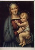 Raffaello Sanzio -la Madonna Detta Del Gran Duca - Formato Grande Non Viaggiata – E 9 - Cartoline