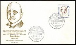 BER SC #9N151 1957 Fritz Haber 09-30-1957 - [5] Berlin