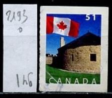 Canada - Kanada 2005 Y&T N°2193 - Michel N°2310 (o) - 51c Drapeau National - 1952-.... Règne D'Elizabeth II