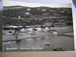 1960 - Livorno - Quercianella - Stabilimento  Chioma Beach - Ferrovia - Livorno