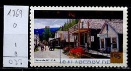 Canada - Kanada 2001 Y&T N°1869 - Michel N°1986 (o) - 1,05d Winnipeg - 1952-.... Règne D'Elizabeth II