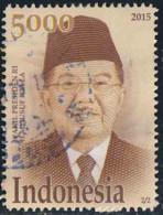 Indonésie 2015 Yv. N°2758 - Muhammed Jusuf Kalla - Oblitéré - Indonésie