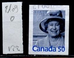 Canada - Kanada 2004 Y&T N°2109 - Michel N°2226 (o) - 50c Elisabeth II - 1952-.... Règne D'Elizabeth II