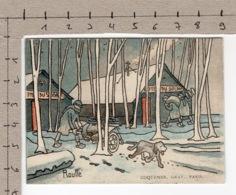 Rouffé - Calendrier 1919 - Les Foyers Du Soldat & Du Marin - Union Franco-Américaine - YMCA - 1914-18