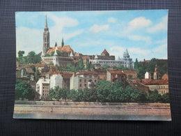 BUDAPEST VIEW OF BUDA - Hongrie