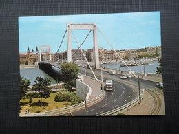 BUDAPEST ELISABETH BRIDGE - Hongrie