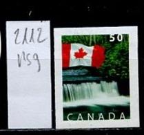 Canada - Kanada 2004 Y&T N°2112 - Michel N°2229 Nsg - 50c Drapeau National - Neufs
