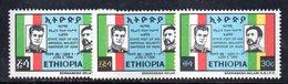 ETP135 - ETIOPIA 1968 ,  Yvert  N. 507/509    *** - Etiopia