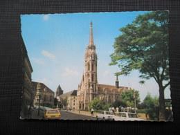 BUDAPEST MATTHIAS CHURCH - Hongrie