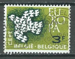 Belgique YT N°1193 Europa 1961 Oblitéré ° - Belgium
